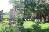 inkijkje in de tuin